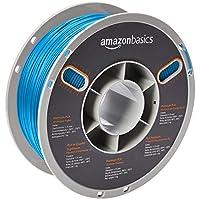 AmazonBasics Premium PLA 3D Printer Filament, 1.75mm, 1 kg Spool by AmazonBasics
