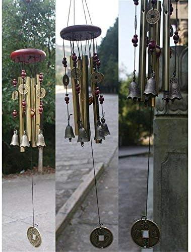 Drehen Windspiel Zuhause Garten Balkon Tür Dekor Anzeige Kreativ 60 cm