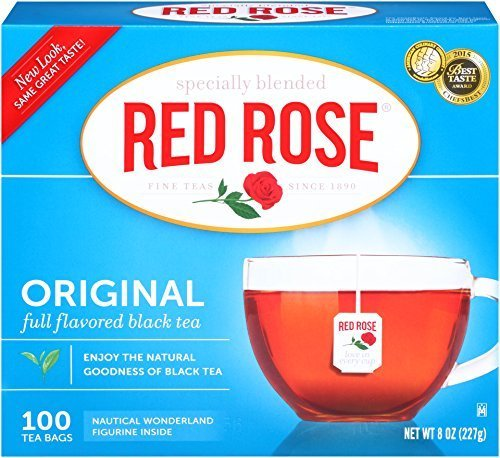 (Red RoseTea Bags, 100-Count)