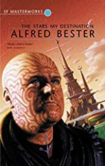 """#5 in the Millennium SF Masterworks series, a library of the finest science fiction ever written. """"Science fiction has only produced a few works of actual genius, and this is one of them""""-Joe Haldeman """"Bester at the peak of his powers is, qui..."""