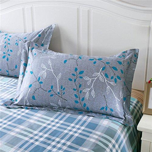 Pure cotton Bedding 4-Piece Set Modern comfort and durability Duvet Cover Bedding Set?Queen by MiZuJ (Image #2)'