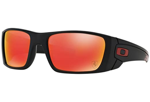 186 opinioni per OAKLEY FUEL CELL MATTE BLACK RUBY IRIDIUM FERRARI COLLECTIONS