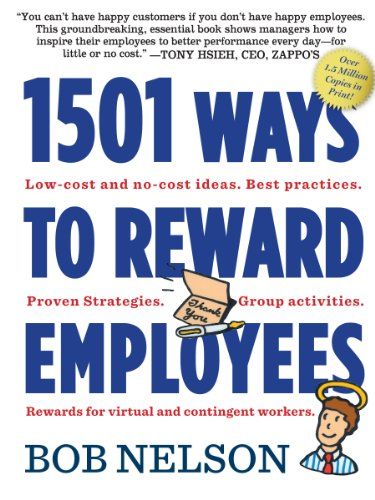 Amazon 1501 ways to reward employees ebook bob nelson kindle 1501 ways to reward employees by nelson bob fandeluxe Choice Image