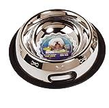 Hagen Dogit Stainless Steel Non-Spill Dog Dish, 24-Ounce, My Pet Supplies