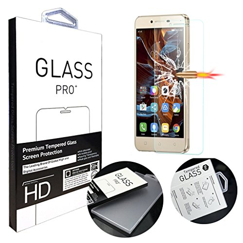Tempered Glass For Lenovo K5 Plus (Clear) - 2