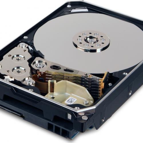 HGST Ultrastar He 3.5-inch 6000GB 64MB Cache 7200RPM SAS Ultra 512n Helium Platform Enterprise HDD HUS726060ALS640 by HGST, a Western Digital Company (Image #2)