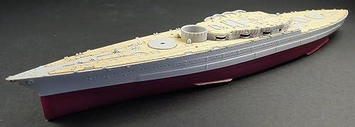 アートウォックスモデル 1/700 艦船用木製甲板 米海軍 戦艦 ウエストヴァージニア 1941 PIT用 AW20130