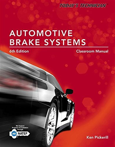 Today's Technician: Automotive Brake Systems, Classroom and Shop Manual Prepack (MindTap Course List)