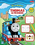 Watch Me Draw Thomas and Friends, Walter Foster Creative Team, 1600581536