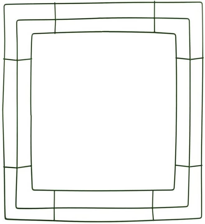 Wire Wreath Frame-16 Inches Panacea 36005