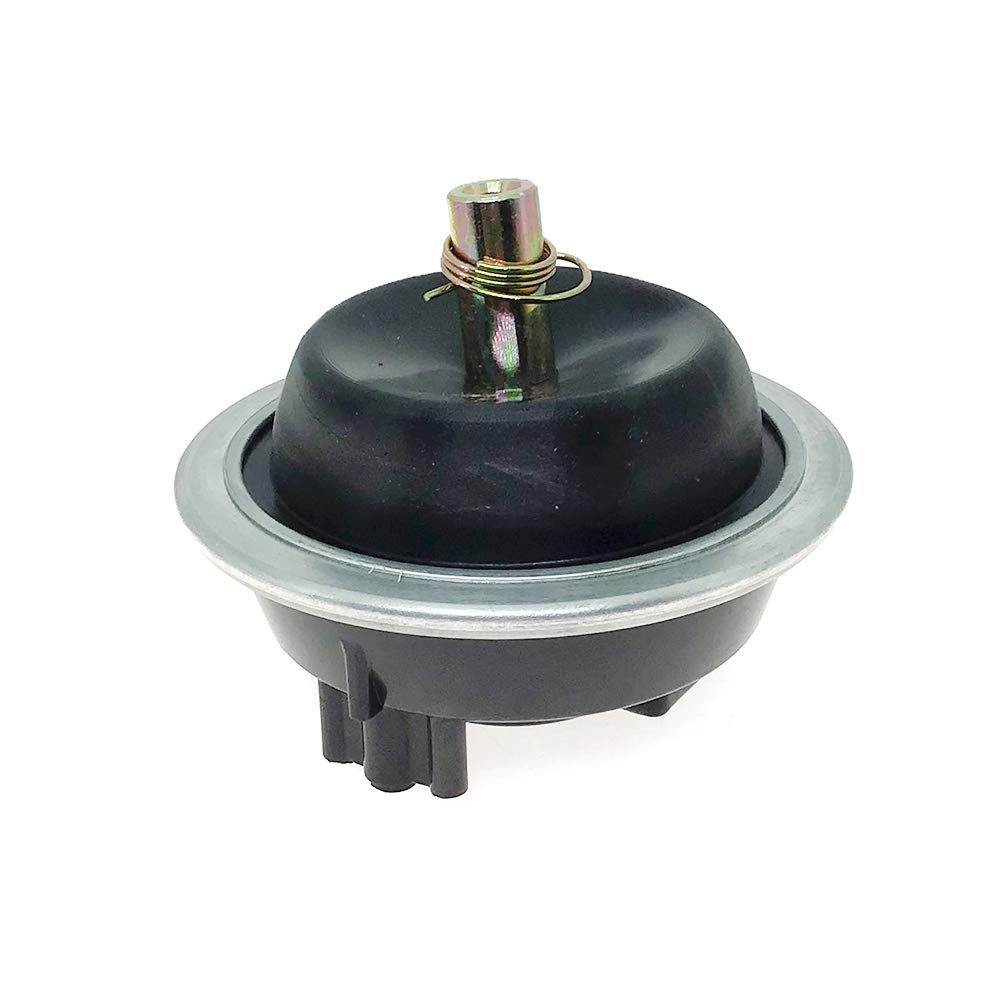 4-Wheel Drive 4WD Front Differential Vacuum Actuator - Fits Chevrolet S10 Blazer GMC S15 Jimmy Sonoma Pontiac 6000 - Replace# 25031740