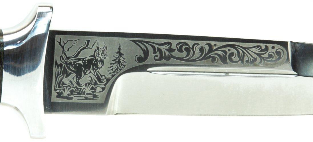 AIR ZLATOUST KNIFE LYNX Cork