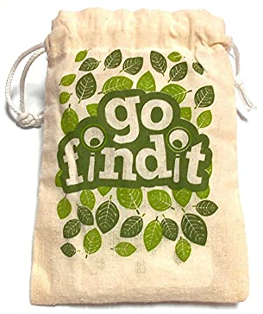 Amazon.com: gofindit - Outdoor nature scavenger hunt card game for ...