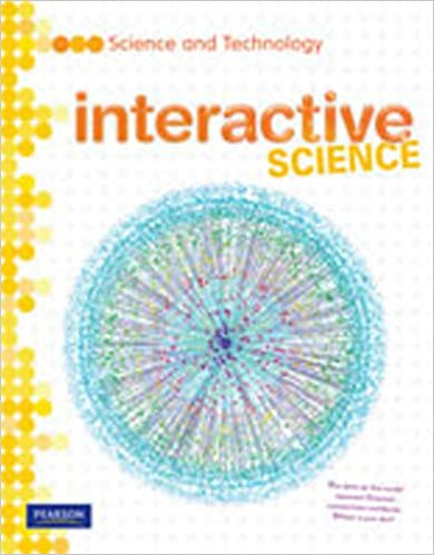 Interactive Science Science And Technology