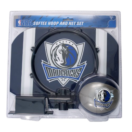 fan products of NBA Dallas Mavericks Slam Dunk Softee Hoop Set