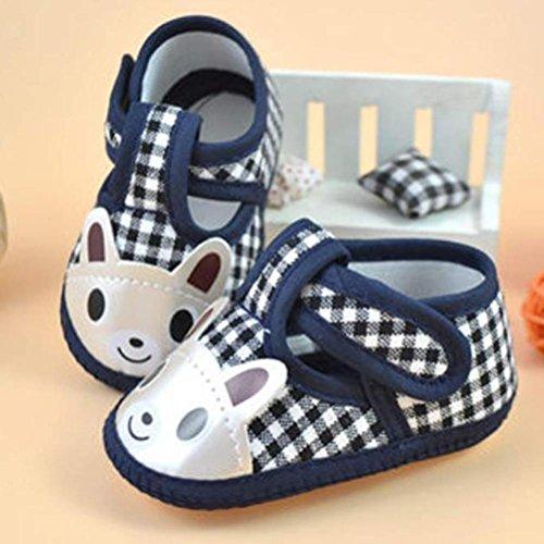 für 0-10 Monate Baby, Ularmo Mädchen Hase Kleinkind Schuhe (12/3-6 Monate)