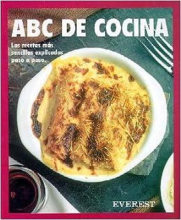 Recetas de cocina explicadas paso a paso