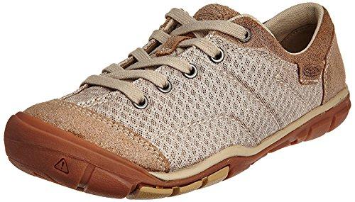 KEEN Womens Mercer Lace II CNX Shoe, Indian Teal, 35 B(M) EU/2.5 B(M) UK