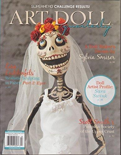 Art Doll Quarterly Magazine August/September/October 2015