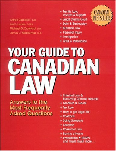 Your Guide to Canadian Law: Answers to the Most Frequently Asked Questions