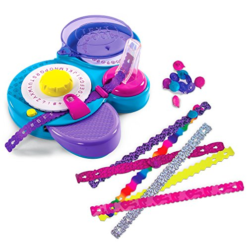 amazoncom text cool bracelet studio toys games