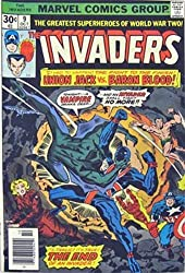 The Invaders (2nd Series) #9 : An Invader No More!