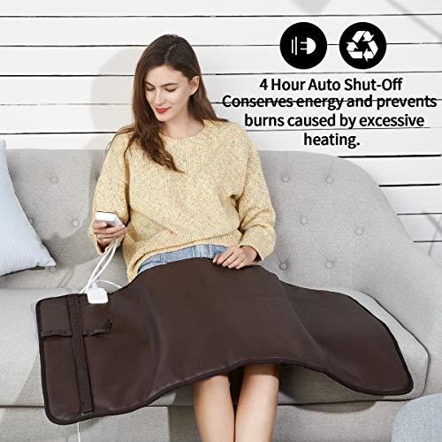 SUNCOM Far Infrared Heating Pad Adjustable Positioning