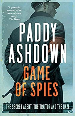 GAME OF SPIES- PB