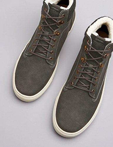 Grey Collo a Uomo Alto FIND Sneaker Grigio aqY8P6Ew