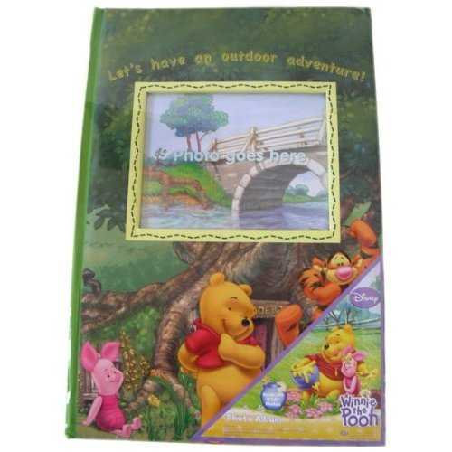 Disney Winnie The Pooh Outdoor Adventure Photo Album
