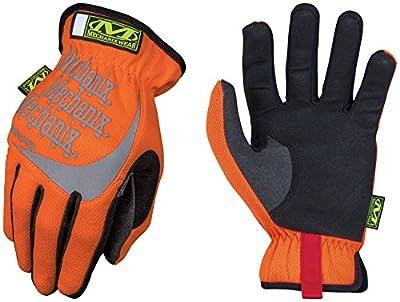 Mechanix Wear Hi-Viz FastFit Orange