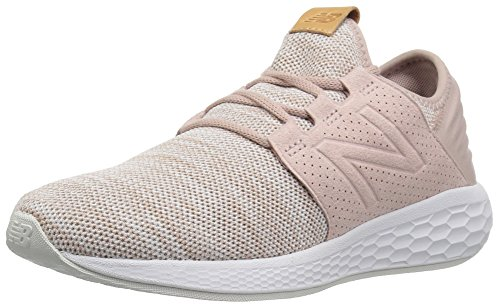 New Balance Women's Cruz V2 Fresh Foam Running Shoe, Charm, 11 D - New Shoes Balance Women