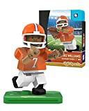 NCAA Clemson Tigers Mike Williams Generation 2 G2 Minifigure, Small, Black