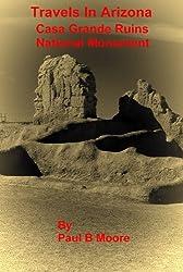 Travels In Arizona - Casa Grande Ruins National Monument