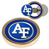 Air Force Academy Falcons Challenge Coin with Ball Markers (Set of 2)