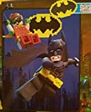 Lego The Batman Movie Silky Soft Throw 40''x50''