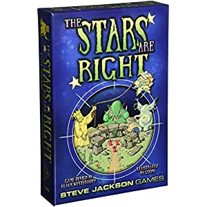 Steve Jackson Games Stars Are Right Card Game
