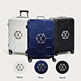 EXO x Agatha Collaboration Luggage Carrier Carry'L 25'' (White)