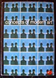 Concepts of Modern Art, Nikos Stangos, 0500201862