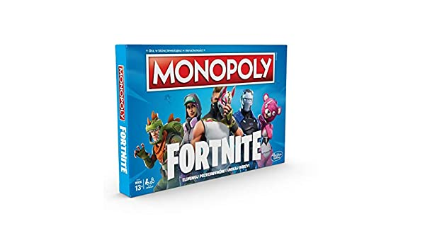 Monopoly Fortnite: Amazon.es: Libros en idiomas extranjeros