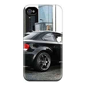 Hot Bmw M1 First Grade Tpu Phone Case For Iphone 4/4s Case Cover