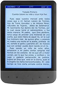 Woxter - E-book woxter paperlight 300 iluminado 6 4gb ebook ...