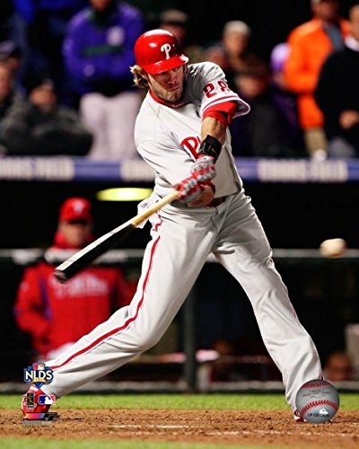 Jayson Werth Game Winning Single Game Four of the 2009 NLDS Photo Print (8 x (Jayson Werth Game)