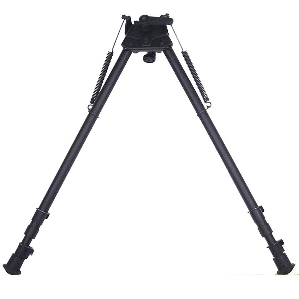 13-27 pulgadas Bípode pivotante largas distancias disparo de caza y tiro oscilar y ladear el rifle con Podlock CYBERDAX