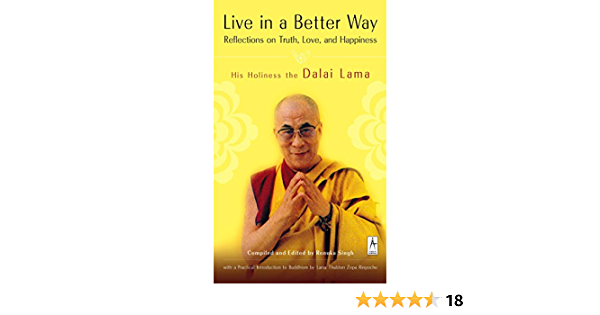 Amazon Com Live In A Better Way Reflections On Truth Love An