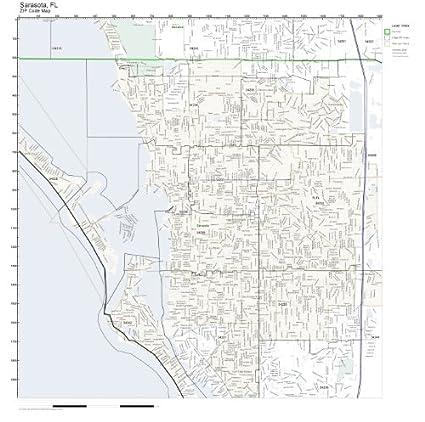 Amazon.com: ZIP Code Wall Map of Sarasota, FL ZIP Code Map ... on nicholasville county map, apopka county map, charlotte county map, manatee county map, floral city county map, chattahoochee county map, desoto county map, calgary county map, akron county map, springfield il county map, eugene county map, dayton county map, miamidade county map, west volusia county map, florida map, fort myers map, siesta key map, cape coral county map, longboat key county map, sarasota area beaches,