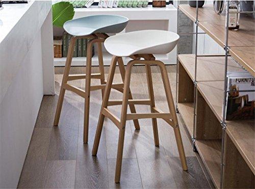 Elegence z sgabello colorato nordic bar tavolo sedia moderna