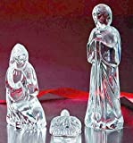 Waterford The Holy Family Nativity, Set of 3 (jesus, Mary And Joseph)