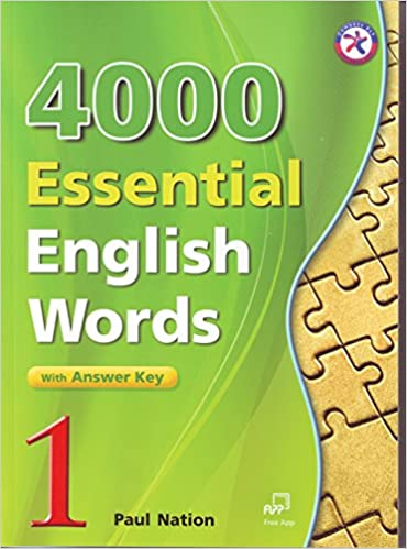 4000 essential english words book 1 with answer key paul nation 4000 essential english words book 1 with answer key paul nation fidel cruz 9781599662695 amazon books fandeluxe Choice Image