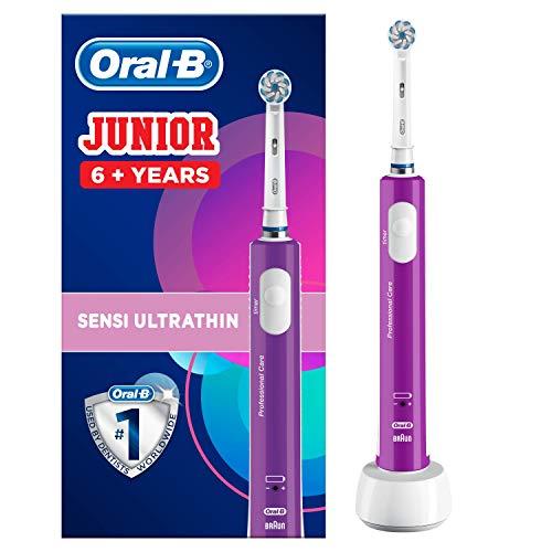 Oral-B Junior Kids Electric Toothbrush...